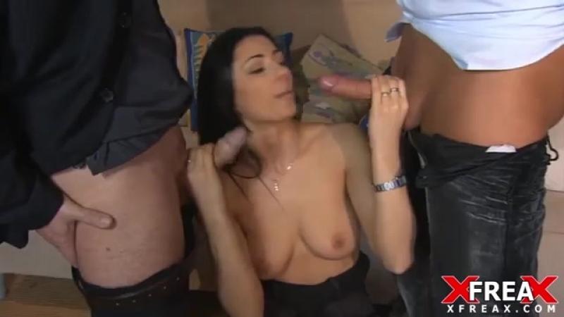 Sofia Gucci (aka Sofia Cucci) Double Penetration with