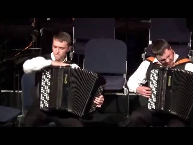 Сибирский дуэт баянистов \ Siberian duet