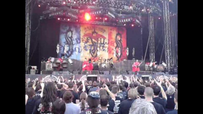Slipknot - Iowa742617000027(sic) live in Basel @ 24.6.11 Sonisphere festival