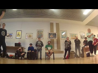 Сыр vs Evan/ Шашки батл/Final