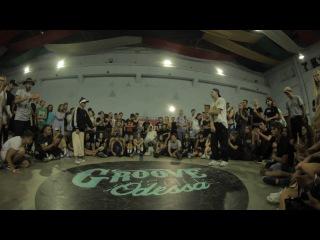 Shtan'ko vs Gelya Round 1 | Hip-Hop 1\2 | Groove Avenue 2016