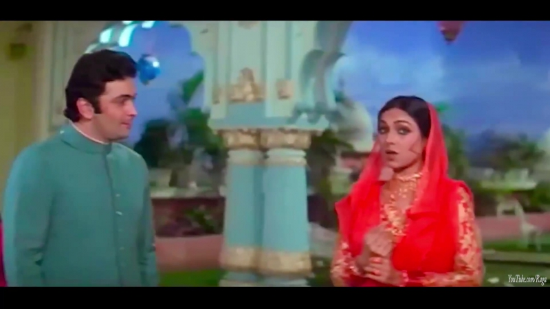 Встреча влюбленных Deedar E Yaar 1982г Sarakti Jaaye Hai Rukh Se Naqaab Aahistaa Aahistaa