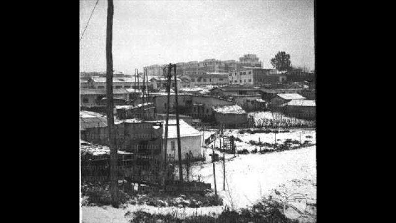 Franco califano la nevicata del 56 con immagini tratte dall'archivio luce