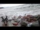 Первое в жизни касание Балтийского моряСветлогорск
