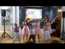 Открытие детской выставки. Песня: Лёлик и Барбарики - Разукрасим все планеты
