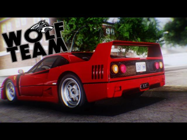 Preview Ferrari F40 1987 GTA San Andreas by DIMEN