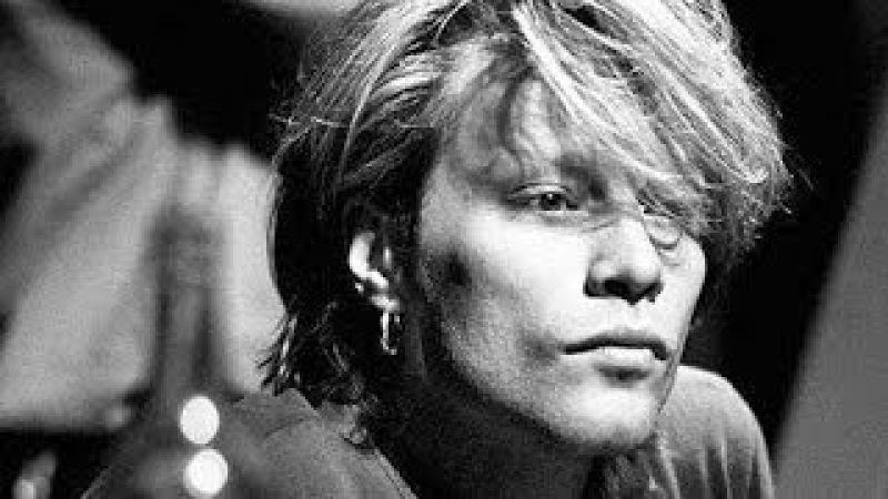 Bon Jovi Bed Of Roses Acoustic Melbourne 1992 HQ Audio