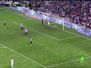 Атлетик Бильбао 2 5 Реал Мадрид Чемпионат Испании 2008 2009 27 тур