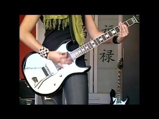 Hdg music - rammstein guitar cover