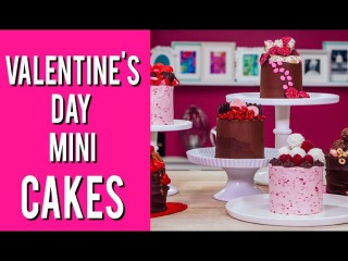 How To Make Delicious MINI CAKES! Easy, Quick, And Full of Candy!