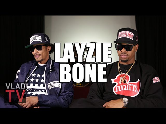 Layzie Bone Recalls 2Pac Defusing Verbal Fight with Suge Knight in Cleveland
