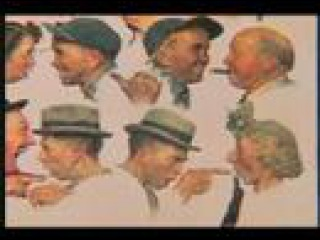 American Chronicles: The Art of Norman Rockwell- part 2