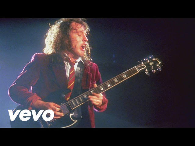 ACDC - Jailbreak (Live at Donington, 81791)