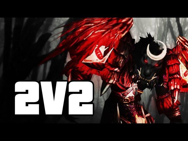 Thyraz - Gladiator Boomkin 2v2 Commentary