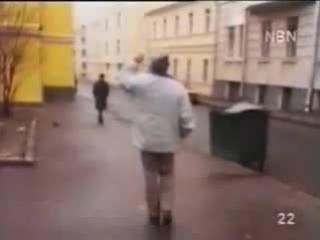 """А.Макаревич, Г.Сукачёв, Б.Гребенщиков, К.Кинчев в социальной рекламе 90-х """"Земля - это наш дом. Не надо мусорить!"""""""