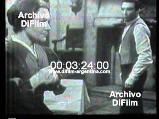 DiFilm - Alfredo Alcon en Yerma Parte 1 de 3 (1973)