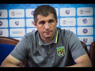 Омари Тетрадзе: «Мы ехали в Атырау за тремя очками»