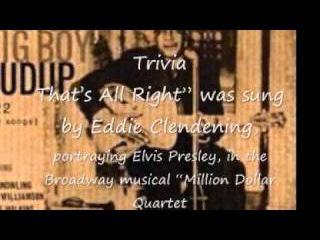 Arthur Crudup - That's All Right (original version)