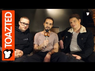 Tokio Hotel | On Amsterdam Paradiso, New Album, Freedom, Fans, Berlin | Toazted