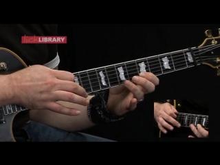 Lick Library - Quick Licks - Nuno Bettencourt (Funk Rock) / Andy James