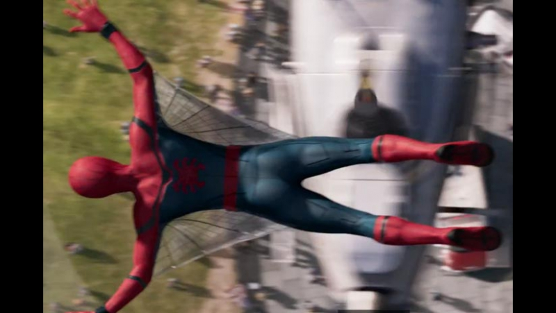 Человек паук Возвращение домой Тизер англ spidermanhomecoming