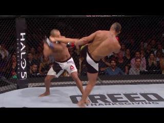 UFC 204: Top 8 - The Phenom's Phenomenal First Round Finishes