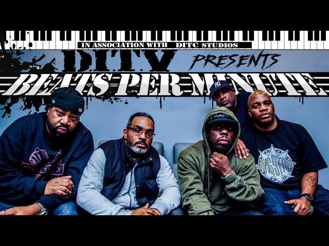 DITC STUDIOS presents Beats Per Minute featuring LARGE PROFESSOR