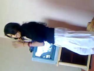 Hot Girl private dance video