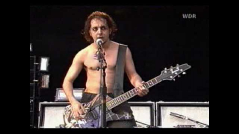 System Of A Down Atwa Live at Ozzfest
