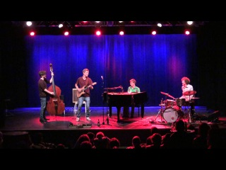 Bangin' Bülows Nice Jazz Quartet @ Atlas 2014