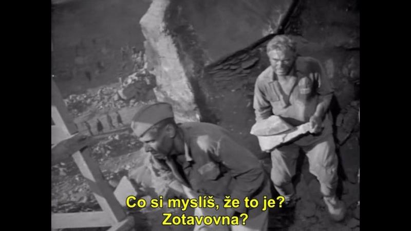Osud člověka Судьба человека 1959 CZ tit