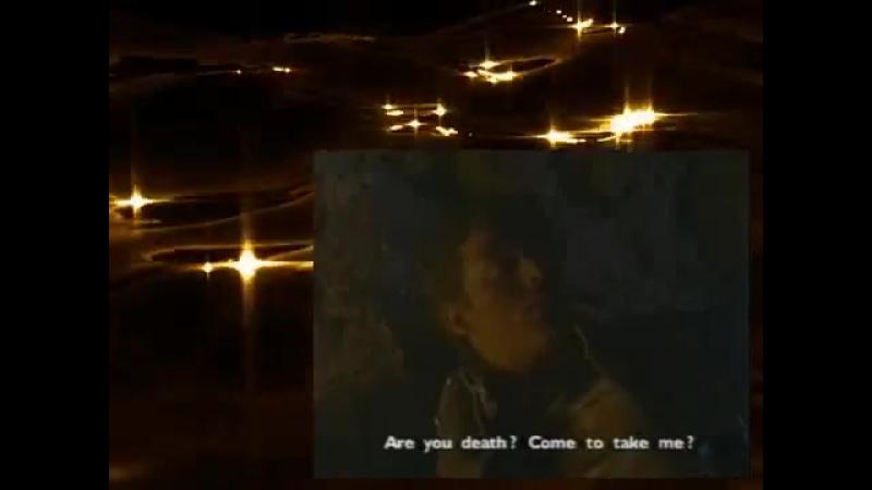 Forever Knight (Рыцарь навсегда) (1995), 3 сезон, 10 серия, сцена с вампиром на поле боя0 сцена 1