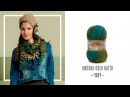 Alize Angora Gold Batik ile Yaprak Şal Yapımı-Making Leaf Shawl with Alize Angora Gold Batik