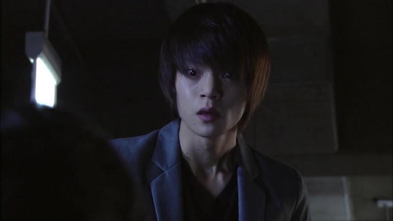 Dorama Death Note 2015 Дорама Тетрадь смерти 2015 Masataka Kubota Масатака Кубота Yagami Light Ягами Лайт