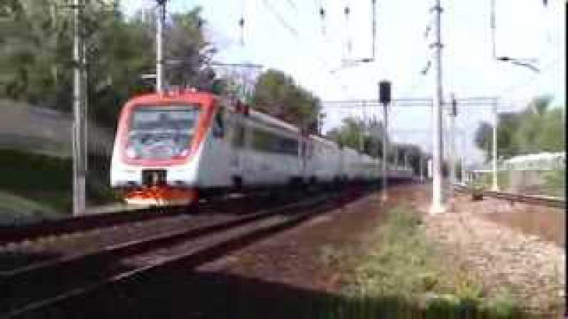 Электропоезд ЭД4МКМ-0155