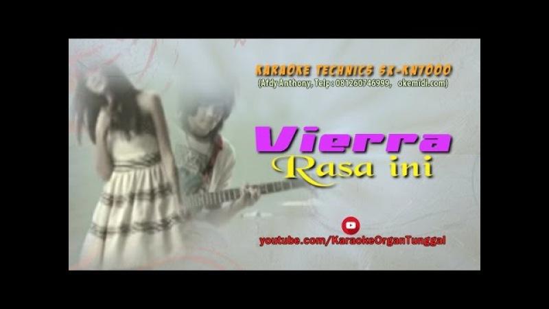 Vierra Rasa Ini Karaoke Technics SX KN7000
