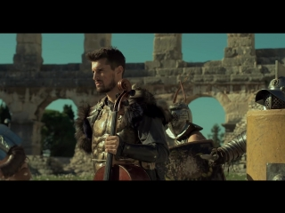 2cellos now we are free gladiator [official video]