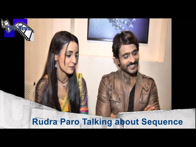 Rudra Paro Talking about Hospital Sequence