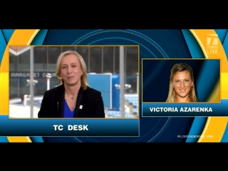 Azarenka on motherhood and tennis exclusive interview with tennis channel