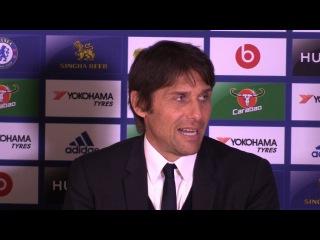Chelsea 3-0 Middlesbrough - Antonio Conte Full Post Match Press Conference