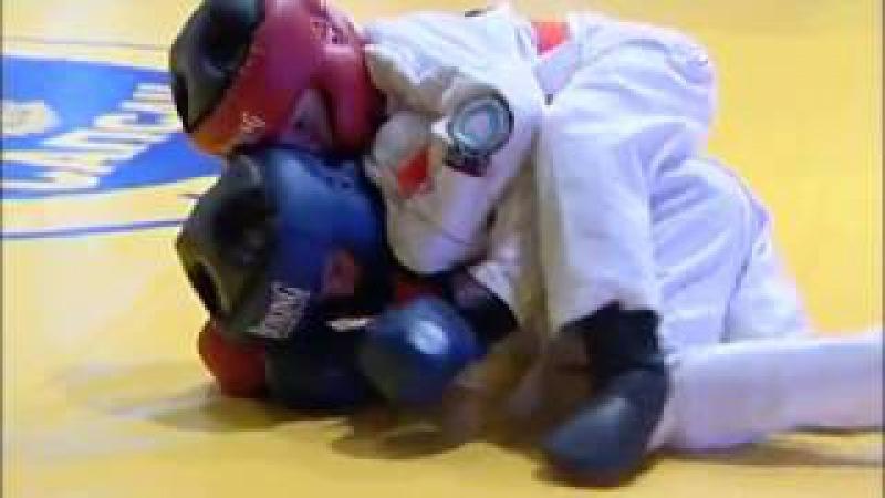 Змагання за звання чемпіона з рукопашного бою Вінницької області у Чечельнику 0