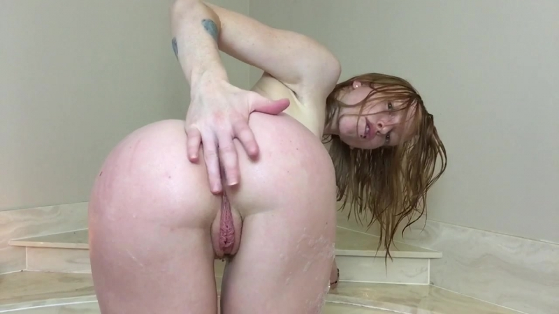 Jaimee Fae Teasing Riding And Squirting (720p) Amateur, Ginger Teen, Solo, Masturbation, Toys, Dildo, Pussy