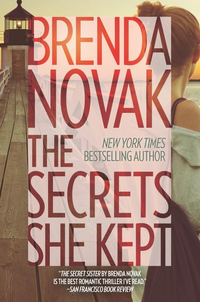 The Secrets She Kept - Brenda Novak