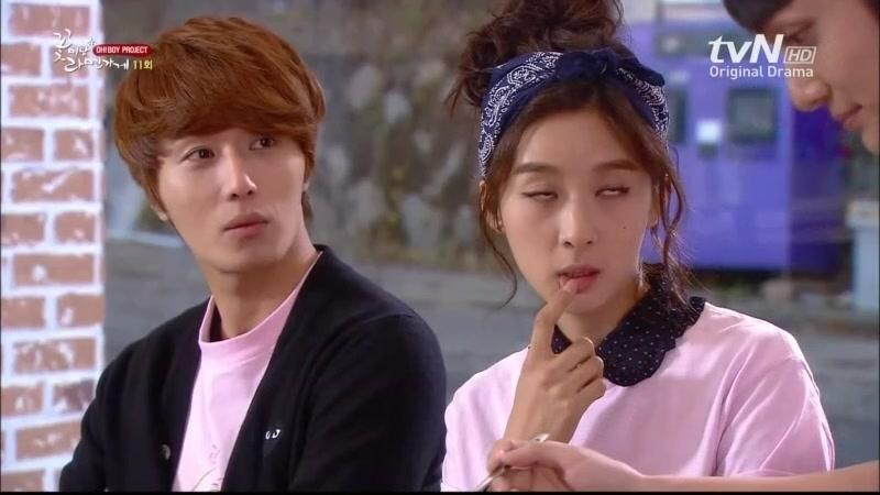 Красавчики из лапшичной серия 11 из 16 2011 г Южная Корея