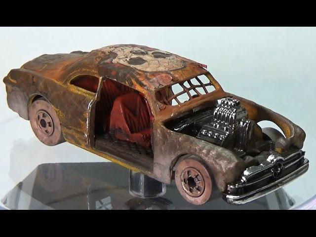 Hot Wheels Mad Max Custom 3