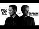 Paul Van Dyk vs Armin Van Buuren DJ Mix By Jean Dip Zers