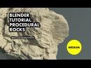 Blender tutorial | Procedural rocks
