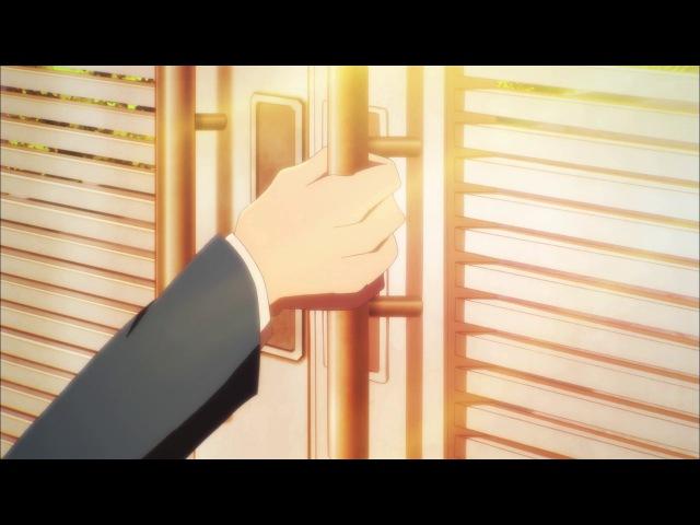 Синяя весна и механическая пушка Aoharu x Kikanjuu 10 AniDub