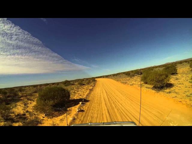 Video 342 Simpson Desert Red Mulga Creek to Ambullina Waterhole