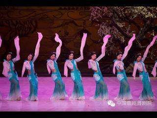 Прекрасный китайский классический танец 《Танец Сиви》【5】《采薇舞》
